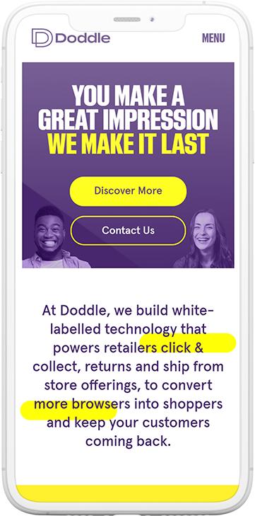 doddle mobile