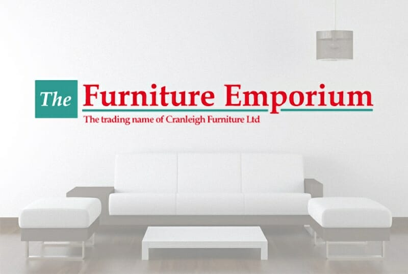 Custom website design development in london surrey for Furniture emporium