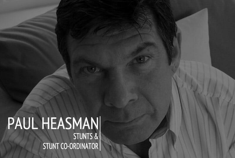Paul Heasman