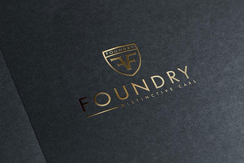 Foundry Cars – New Logo Design